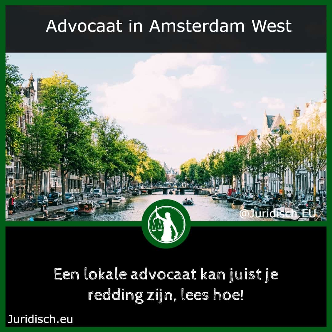 Advocaat Amsterdam West